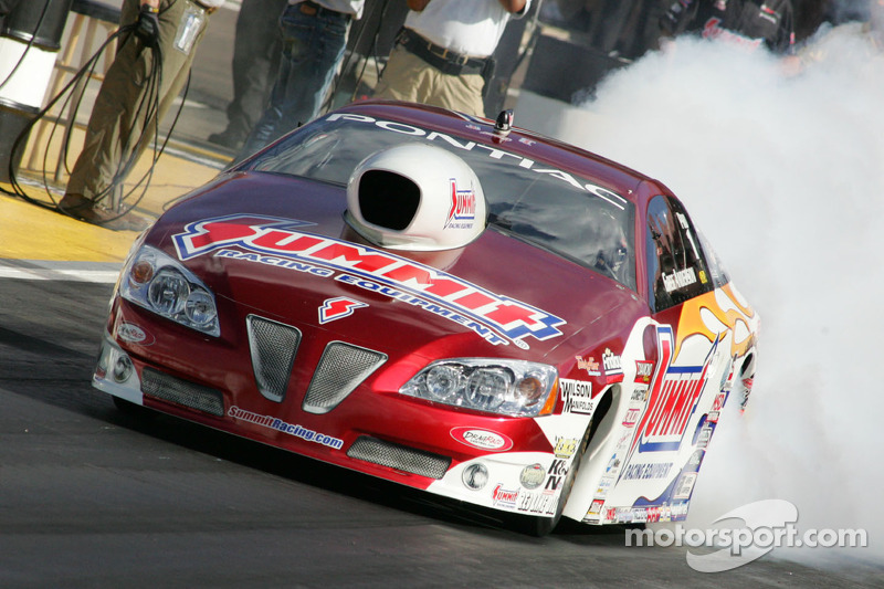 Greg Anderson looks to finish strong at Pomona II