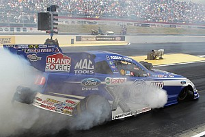 NHRA Series completes Thursday Pomona finale qualifying