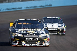 NASCAR Sprint Cup Ryan Newman Homestead race report