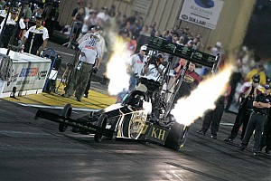NHRA Del Worsham 2011 Top Fuel Champion retires