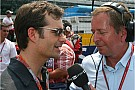 Brundle move ends Coulthard commentary combo