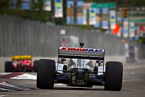 IndyCar Newman/Haas Racing will not contest 2012 season