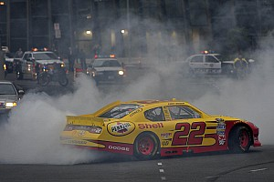 NASCAR Sprint Cup Buschfire - Kurt Busch fired from Penske Racing