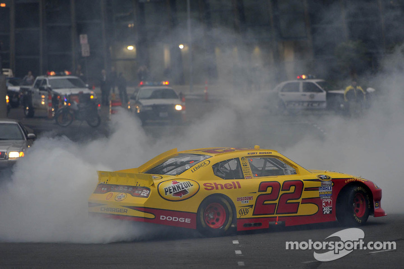 Buschfire - Kurt Busch fired from Penske Racing