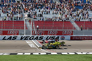 IndyCar Series announces completion of Las Vegas accident review