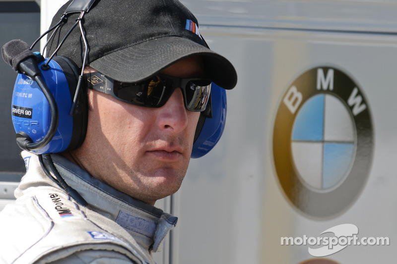 BMW adds Joey Hand to 2012 lineup
