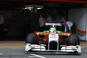 Formula 1 Hulkenberg was worried money might undo race return