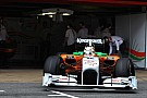 Hulkenberg was worried money might undo race return