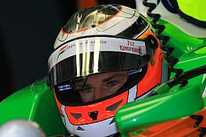 Force India's Nico Hulkenberg