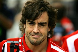 Alonso's new girlfriend is 'Tschumi' - reports