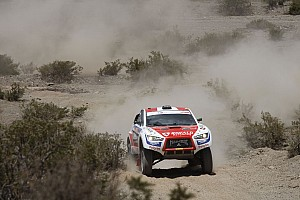 Dakar Riwald Team stage 3 report