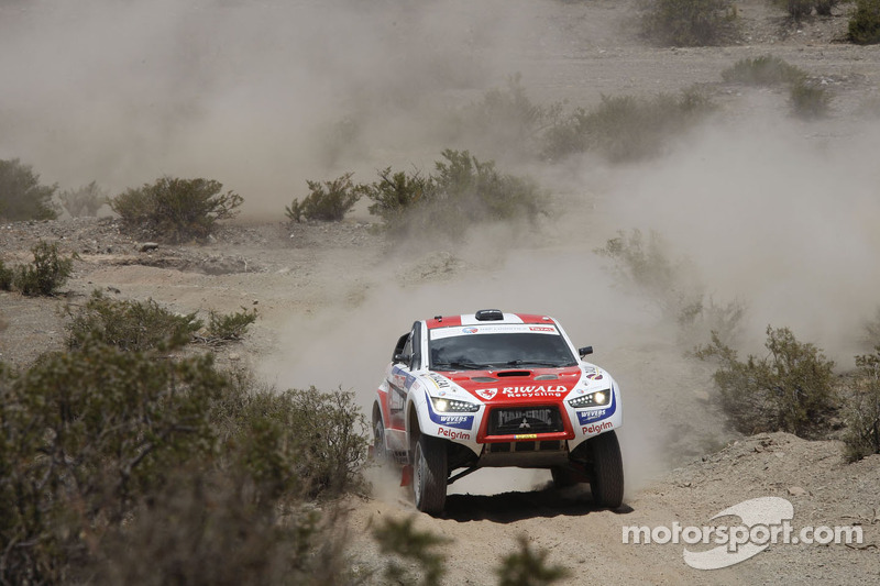 Riwald Team stage 3 report
