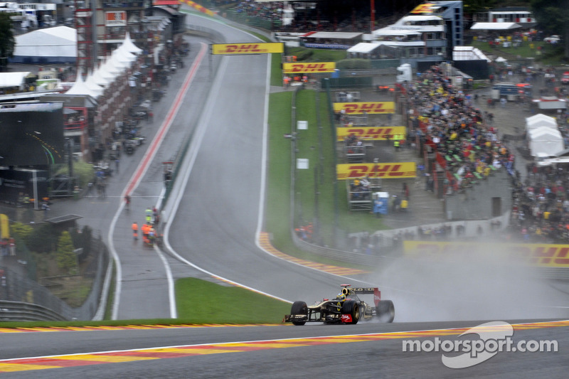 Spa wants F1 future clarity within 'weeks'