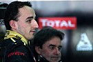 Kubica breaks leg again in fall