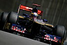 2012 Toro Rosso car ready for Jerez opener