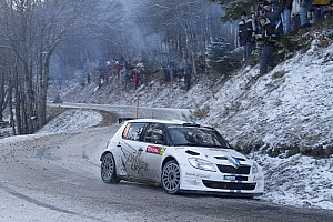 WRC Volkswagen's Ogier out of Rally Monte Carlo