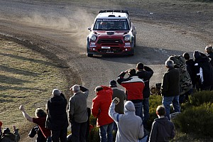 WRC MINI Monte Carlo leg 4 summary