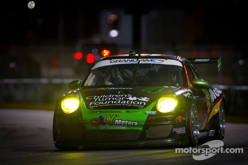 Magnus Racing R4R Daytona 24H Midnight report