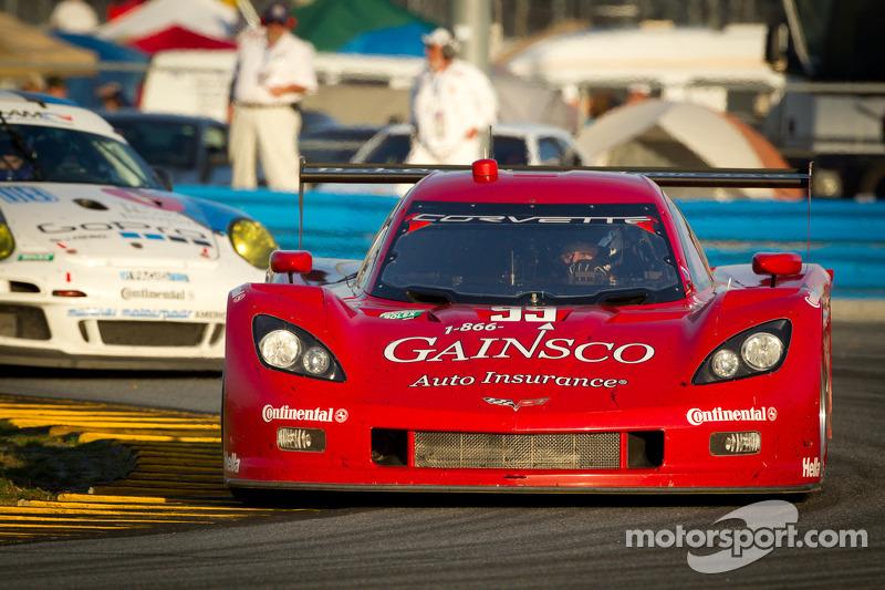 Bob Stallings Racing Daytona 24H race report