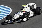 HRT Jerez test day 1 report