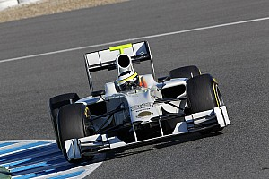 Failed crash tests stall 2012 HRT's Barcelona debut