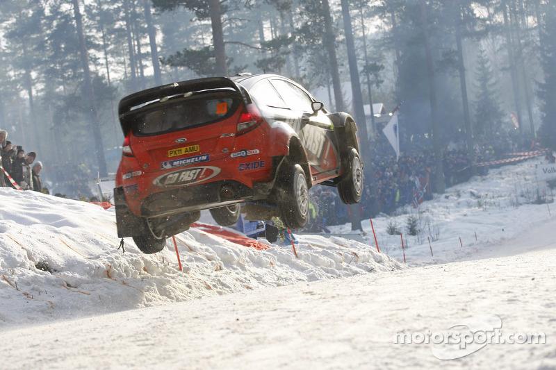 Go Fast Rally Sweden leg 2 summary