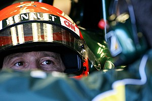 Saturday event 'good news' for Trulli - report