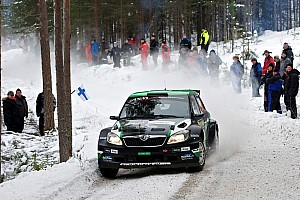 Hayden Paddon Rally Sweden final summary