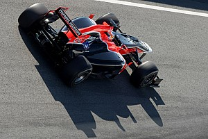 Marussia Barcelona testing -  Day 4 report