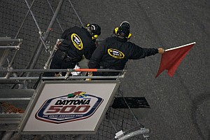 Blog: Daytona 500 Rain Free For All