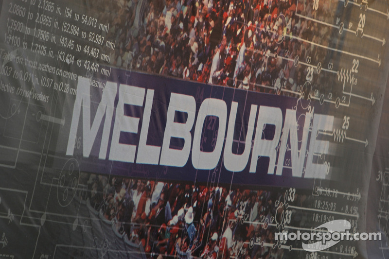Melbourne F1's 'least viable' race - Ecclestone