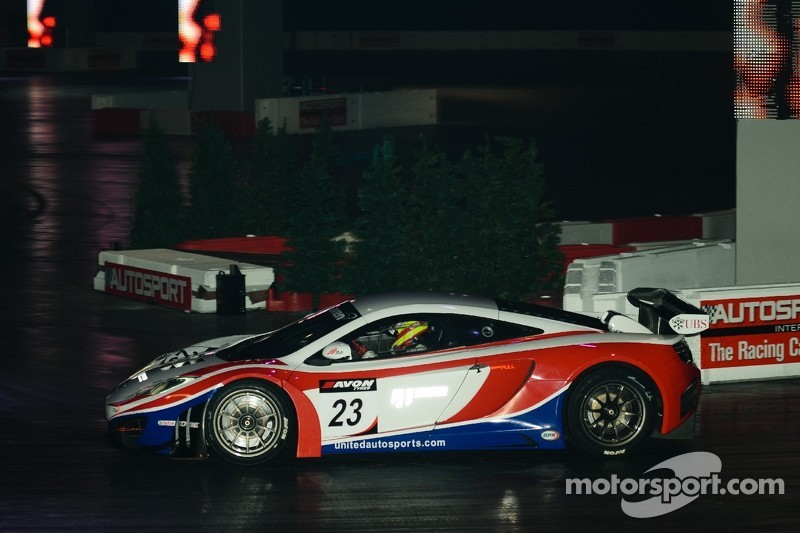 United Autosports enveils exciting Going-For-Gold plans at McLaren London