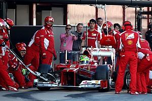 Ferrari Barcelona test II -  Day 3 report