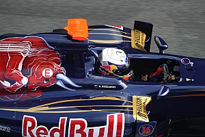 Formula 1 Toro Rosso Barcelona test II -  Day 4 report