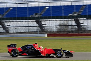 2012 Marussia debuts with crash test still pending