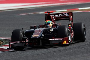Fabrizio Crestani sets the pace in Barcelona