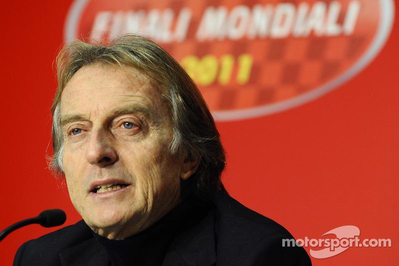 Montezemolo denies heads to roll in Ferrari crisis