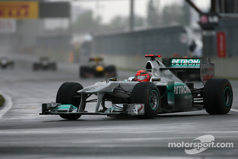 Mercedes preview feature - Regulation Changes for 2012