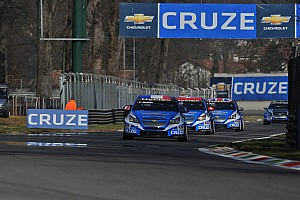 Chevrolet Monza qualifying report