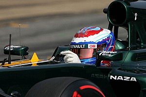 Caterham Australian GP - Melbourne qualifying report