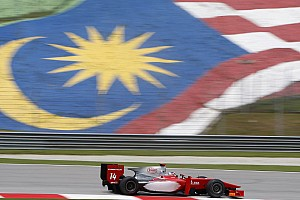 Scuderia Coloni Sepang qualifying report