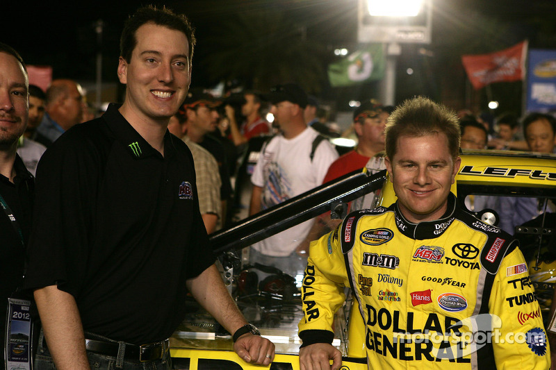 Jason Leffler looks to continue KBM Martinsville success