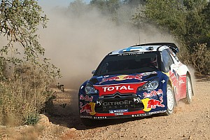 Citroën Rally de Portugal leg 1 summary