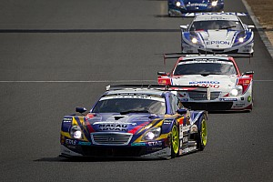 Super GT Couto and Caldarelli Okayama GT race report