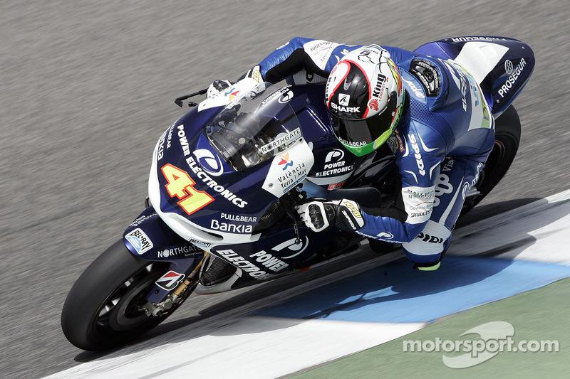 POWER ELECTRONICS Aspar ready to lead the MotoGP revolution