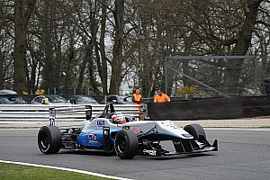 Double R Racing Oulton Park event summary