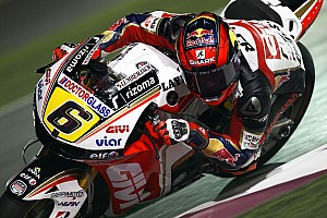 LCR Honda Qatar GP race report