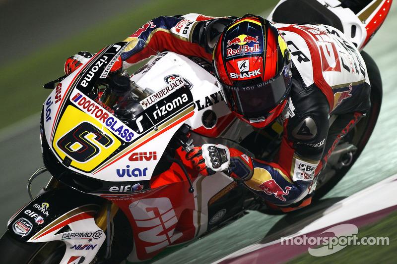 LCR Honda Qatar GP race report