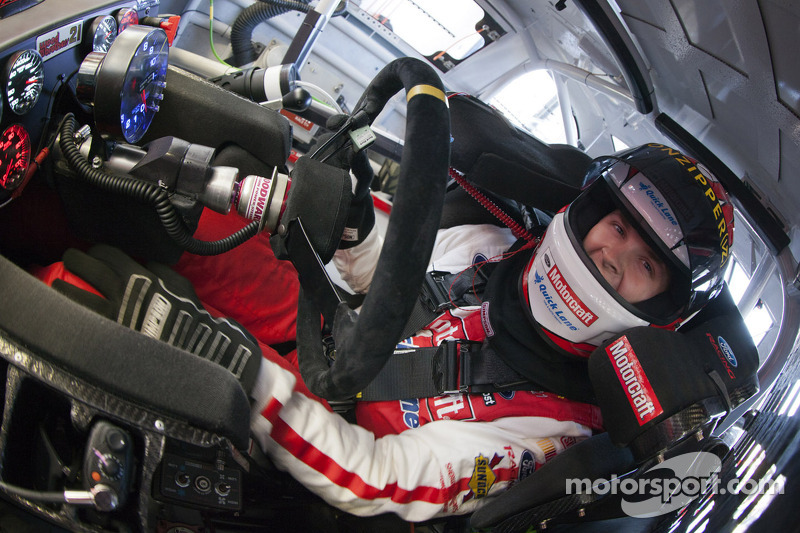 Wood Brothers Racing rides momentum into Texas
