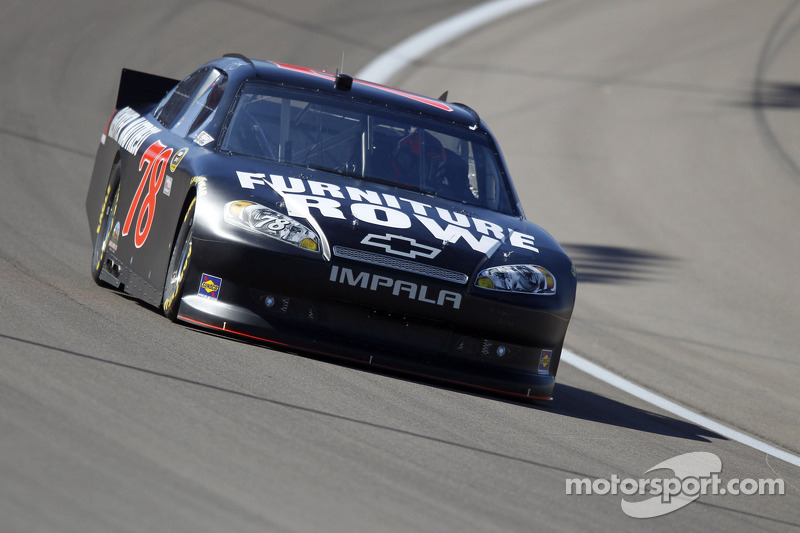 Regan Smith expects improvement at Texas